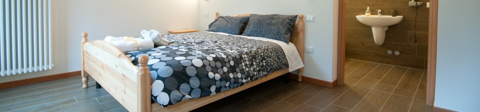 Le nostre camere: comode e accoglienti